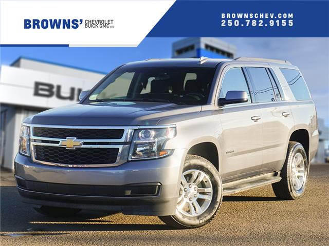 2019 Chevrolet Tahoe LS (Stk: T21-1698A) in Dawson Creek - Image 1 of 15