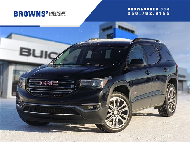 2018 GMC Acadia SLT-1 (Stk: T21-1720A) in Dawson Creek - Image 1 of 17