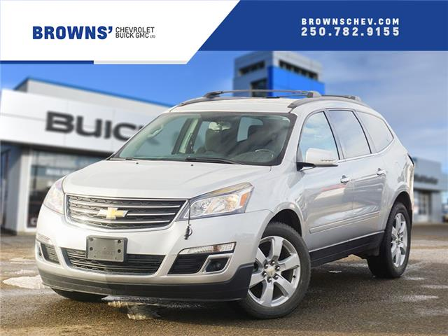 2016 Chevrolet Traverse 1LT (Stk: T21-1794A) in Dawson Creek - Image 1 of 16