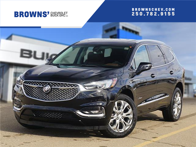 2021 Buick Enclave Avenir (Stk: T21-1778) in Dawson Creek - Image 1 of 17