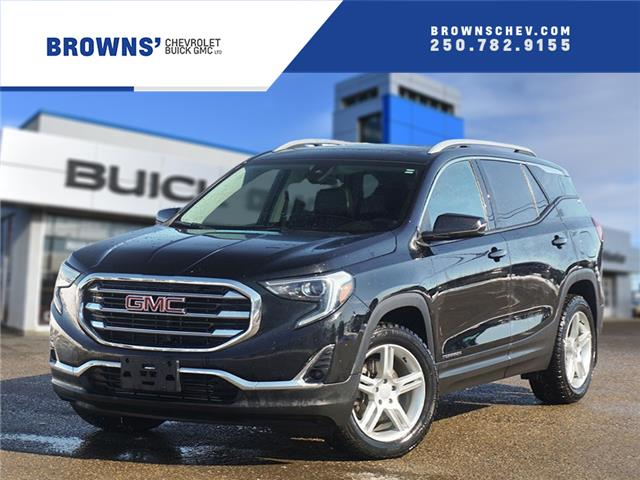 2018 GMC Terrain SLT (Stk: T21-1831A) in Dawson Creek - Image 1 of 16