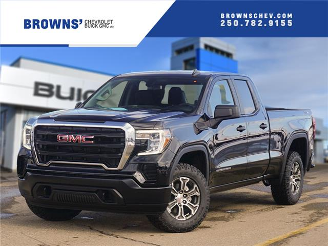 2021 GMC Sierra 1500 Base (Stk: T21-1851) in Dawson Creek - Image 1 of 15