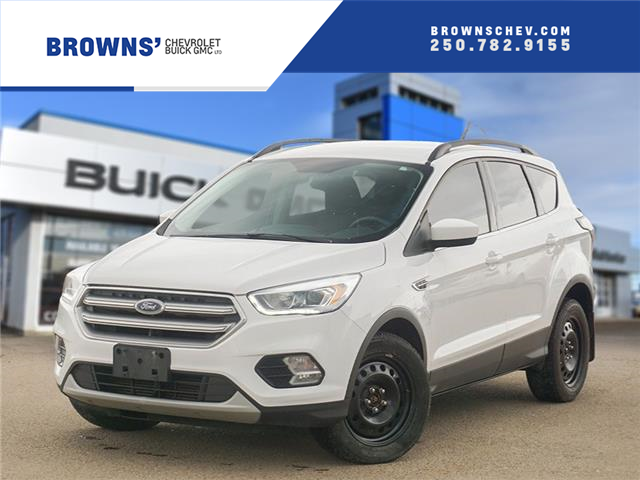 2017 Ford Escape SE (Stk: T21-1827A) in Dawson Creek - Image 1 of 6
