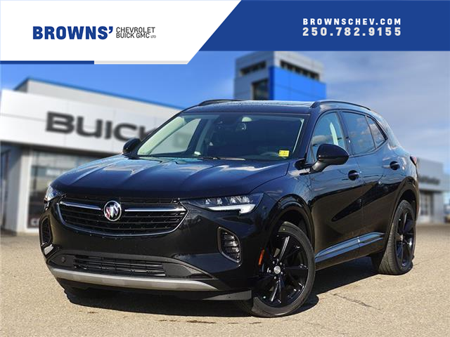 2021 Buick Envision Essence (Stk: T21-2091) in Dawson Creek - Image 1 of 14
