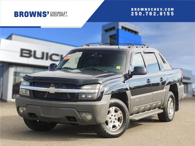 2002 Chevrolet Avalanche 1500 Base (Stk: T21-2046AA) in Dawson Creek - Image 1 of 13