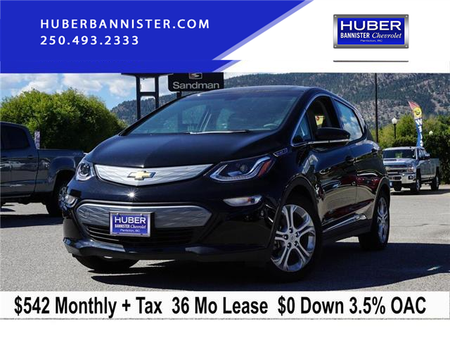2019 Chevrolet Bolt EV LT (Stk: N55119) in Penticton - Image 1 of 19