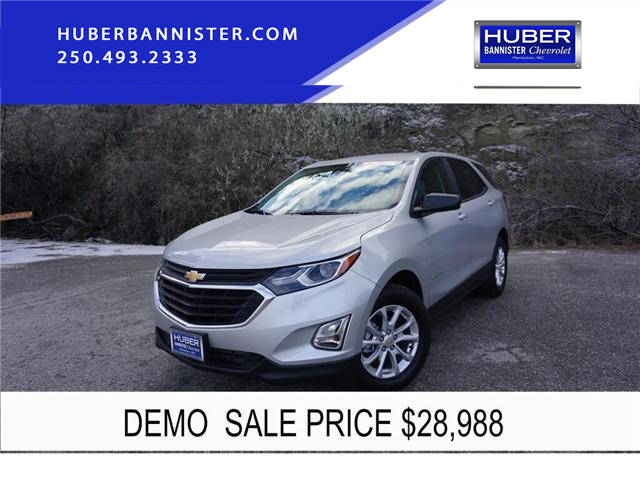 2020 Chevrolet Equinox LS (Stk: N03220) in Penticton - Image 1 of 21