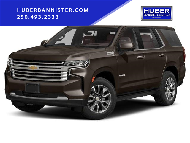 2021 Chevrolet Tahoe High Country (Stk: N29721) in Penticton - Image 1 of 9