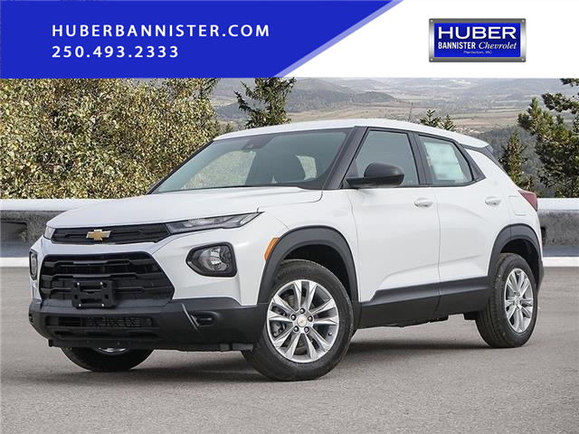 2021 Chevrolet TrailBlazer LS (Stk: N29421) in Penticton - Image 1 of 23