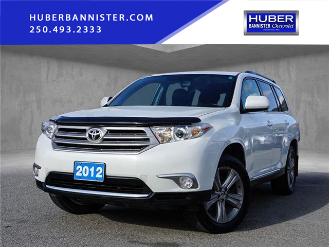 2012 Toyota Highlander  (Stk: 9701B) in Penticton - Image 1 of 23