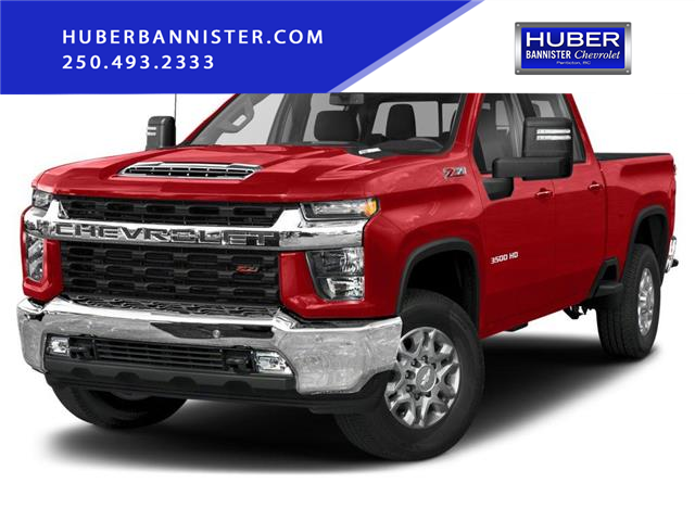 2021 Chevrolet Silverado 3500HD High Country (Stk: N30521) in Penticton - Image 1 of 9