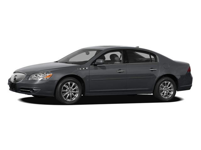Used 2011 Buick Lucerne CXL  - Penticton - Huber Bannister Chevrolet Ltd.