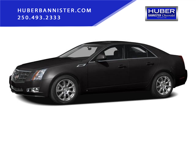 2008 Cadillac CTS 3.6L (Stk: 9785C) in Penticton - Image 1 of 2