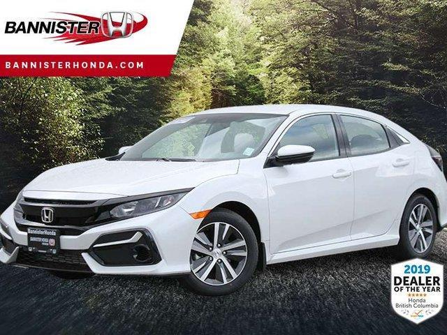 2020 Honda Civic LX (Stk: 20-004) in Vernon - Image 1 of 1