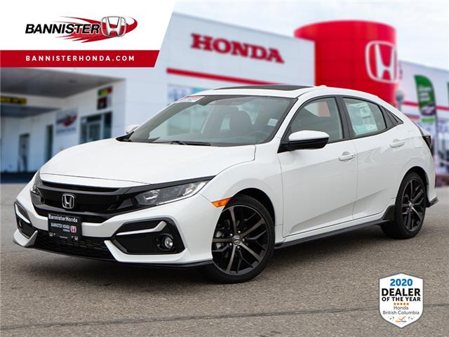 2020 Honda Civic Sport (Stk: 20-227) in Vernon - Image 1 of 11