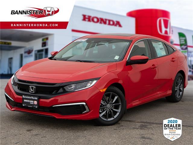New 2020 Honda Civic EX  - Vernon - Bannister Honda