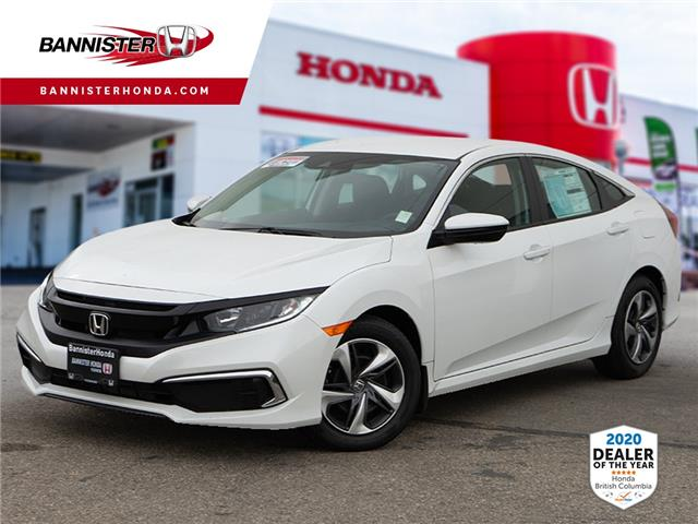 2020 Honda Civic LX (Stk: 20-166) in Vernon - Image 1 of 15