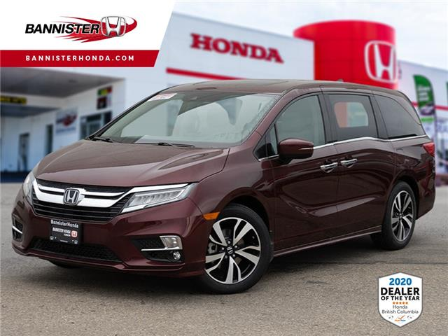 2020 Honda Odyssey Touring (Stk: 20-078) in Vernon - Image 1 of 17