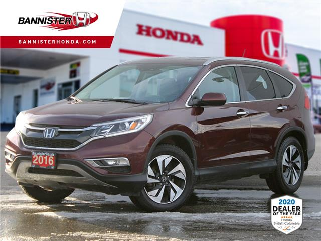 2016 Honda CR-V Touring (Stk: L20-158) in Vernon - Image 1 of 11