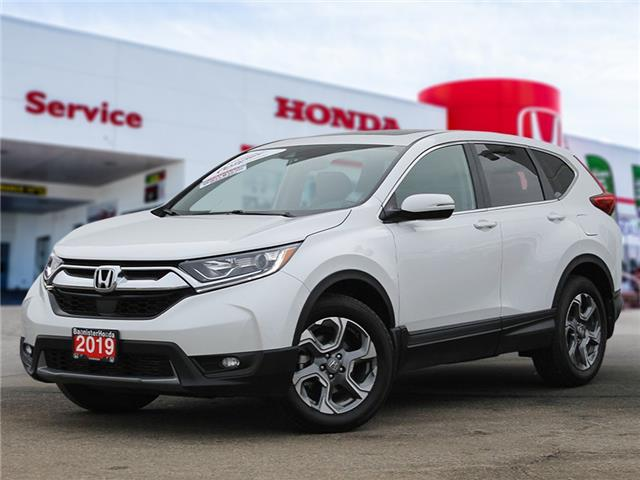 2019 Honda CR-V EX-L (Stk: L20-159) in Vernon - Image 1 of 12