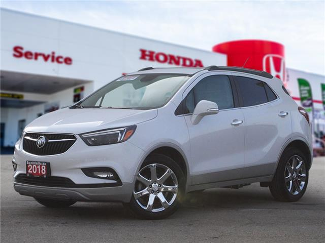 2018 Buick Encore Essence (Stk: P21-009) in Vernon - Image 1 of 14