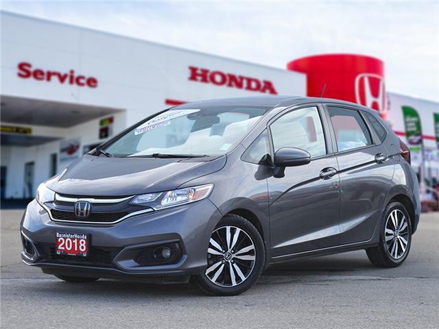 2018 Honda Fit EX (Stk: L21-010) in Vernon - Image 1 of 12