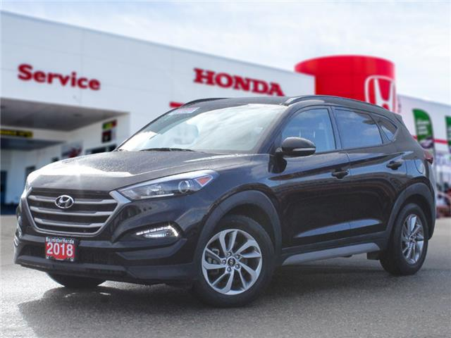 2018 Hyundai Tucson Base 2.0L (Stk: P21-017) in Vernon - Image 1 of 13