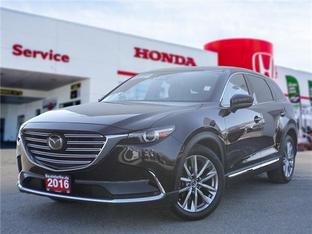 2016 Mazda CX-9 Signature (Stk: P21-016) in Vernon - Image 1 of 21
