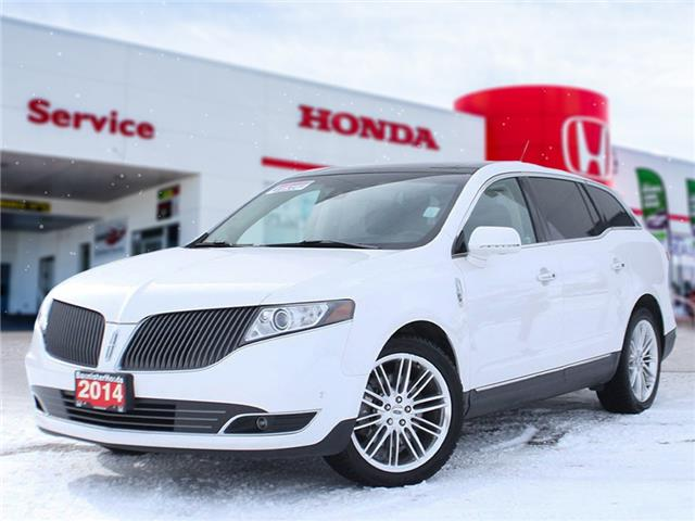 2014 Lincoln MKT EcoBoost (Stk: P21-021) in Vernon - Image 1 of 24