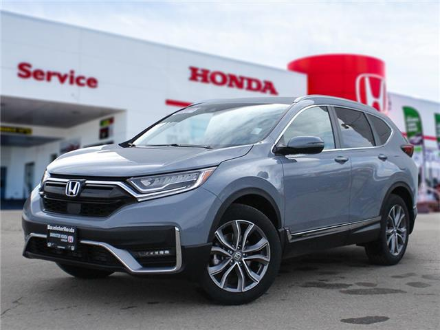 2021 Honda CR-V Touring (Stk: 21-032) in Vernon - Image 1 of 21