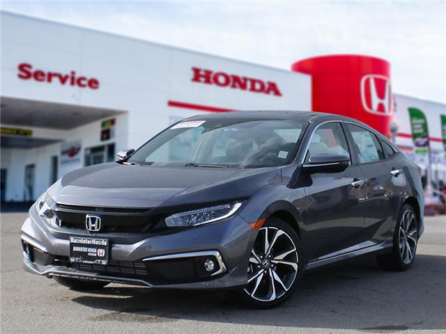 2021 Honda Civic Touring (Stk: 21-033) in Vernon - Image 1 of 21