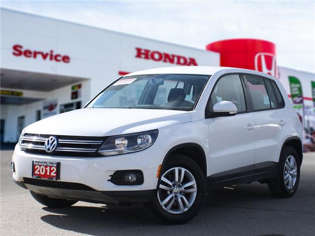 2012 Volkswagen Tiguan  (Stk: P21-042) in Vernon - Image 1 of 18