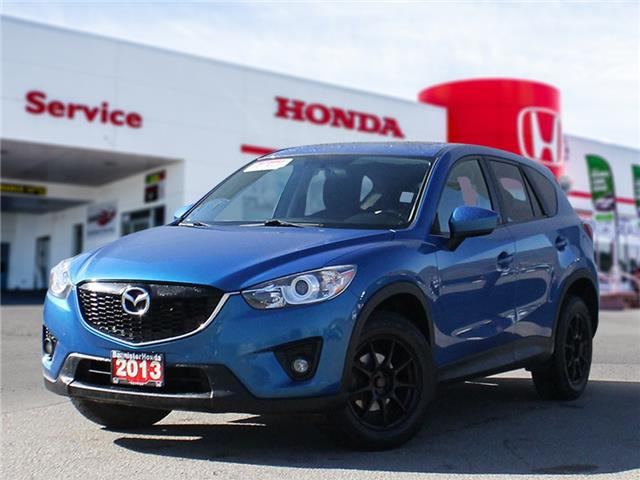 2013 Mazda CX-5 GS (Stk: 21-057A) in Vernon - Image 1 of 17