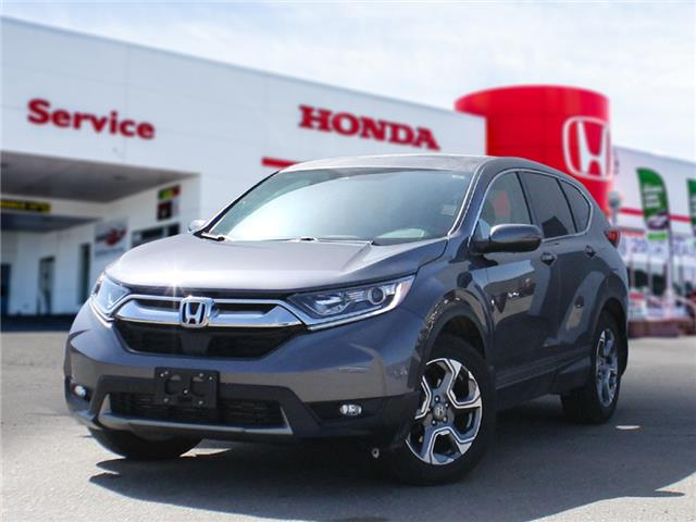 2017 Honda CR-V EX (Stk: L21-062) in Vernon - Image 1 of 19