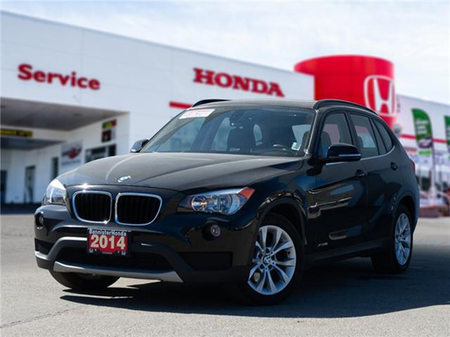 2014 BMW X1 xDrive28i (Stk: P21-059) in Vernon - Image 1 of 12