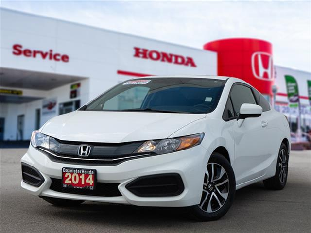 2014 Honda Civic EX (Stk: P21-077) in Vernon - Image 1 of 15