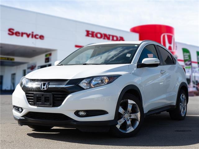 2017 Honda HR-V EX-L (Stk: P21-053) in Vernon - Image 1 of 13
