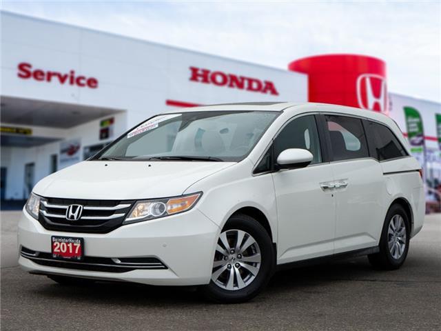 2017 Honda Odyssey EX-L (Stk: L21-080) in Vernon - Image 1 of 16