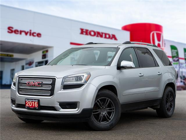 2016 GMC Acadia SLE2 (Stk: P21-068) in Vernon - Image 1 of 16