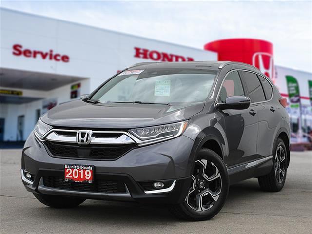 2019 Honda CR-V Touring (Stk: L21-092) in Vernon - Image 1 of 16