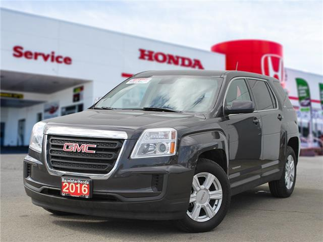 2016 GMC Terrain SLE-1 (Stk: P21-079) in Vernon - Image 1 of 16