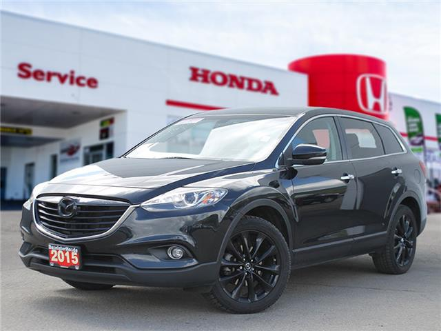 2015 Mazda CX-9 GT (Stk: P21-099) in Vernon - Image 1 of 17