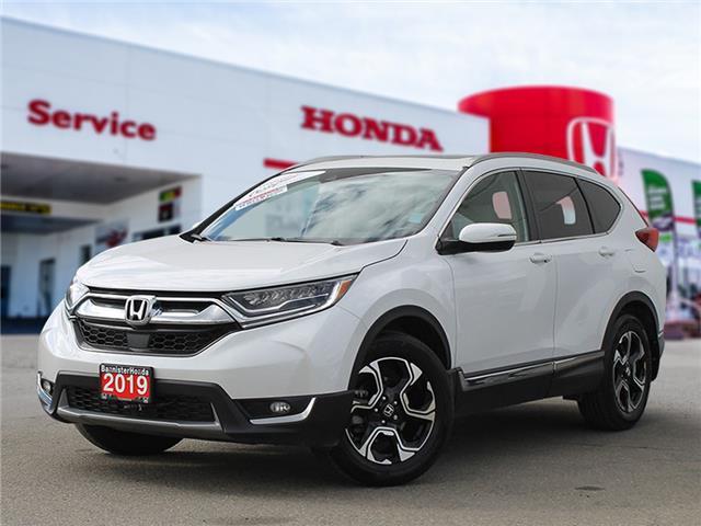 2019 Honda CR-V Touring (Stk: 21-093A) in Vernon - Image 1 of 15