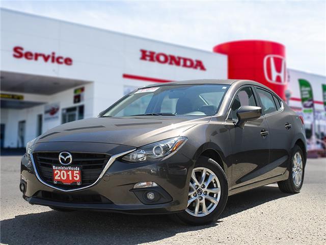 2015 Mazda Mazda3 GS (Stk: P21-106) in Vernon - Image 1 of 12