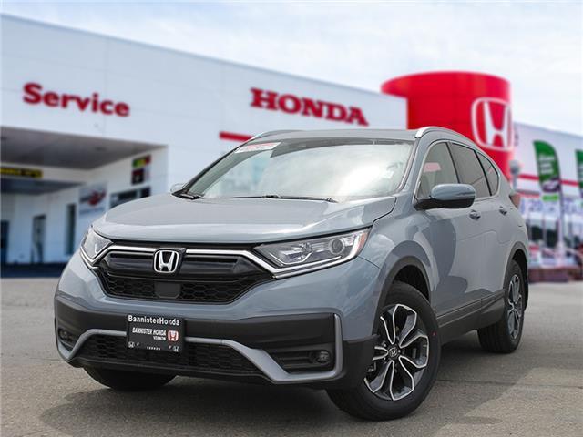 2021 Honda CR-V EX-L (Stk: 21-081) in Vernon - Image 1 of 7