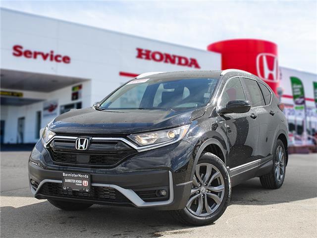 2021 Honda CR-V Sport (Stk: 21-083) in Vernon - Image 1 of 9