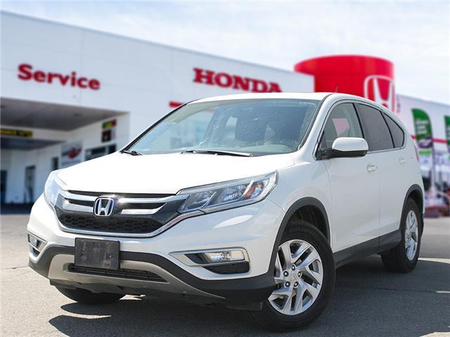 2015 Honda CR-V EX-L (Stk: P21-115A) in Vernon - Image 1 of 17