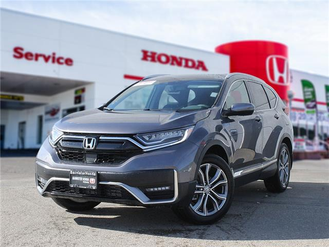 2021 Honda CR-V Touring (Stk: 21-036) in Vernon - Image 1 of 22