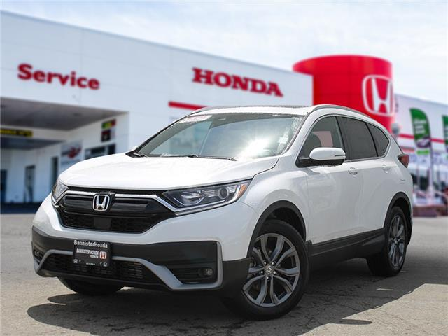 2021 Honda CR-V Sport (Stk: 21-092) in Vernon - Image 1 of 16