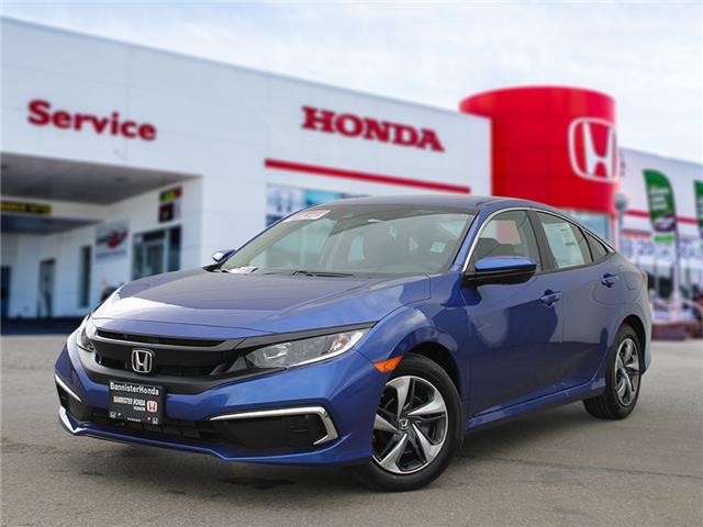 2021 Honda Civic LX (Stk: 21-117) in Vernon - Image 1 of 12